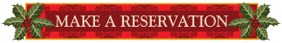 holiday wine trolley tours reservation banner