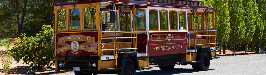 napa valley wine trolley 1