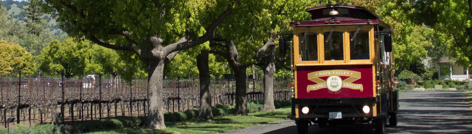 napa valley wine trolley 3