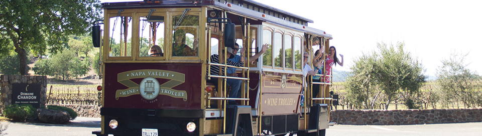 napa valley wine trolley 4