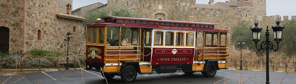 napa valley wine trolley 5