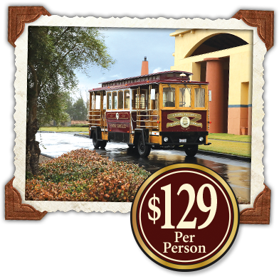 up valley castle tour 129 dollars